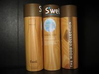 Lot Of 3 empty Swell Water Bottle Boxes 17oz Size - Ships Fast From The Usa