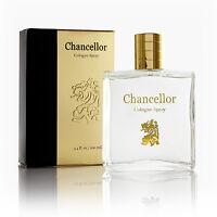 Chancellor Cologne Spray For Men By Romane Fragrance 3.4 Oz