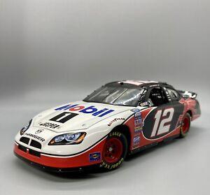 LE-Sam-Hornish-Jr-12-Mobil-1-2007-Charger-Motorsports-Authentics-1-24-Replica