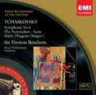 "Tchaikovsky: Symphony No. 4; The Nutcracker - Suite; Waltz (""Eugene Onegin"") (CD, Mar-2007, EMI Classics)"