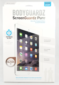 Bodyguardz Screenguardz Tempered Glass Screen Protector Ipad Mini Mini 2//3