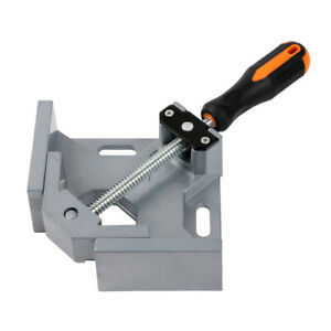 Quick-Jaw Angle Droit 90 Degré Angle Clamp Woodworking Soudeurs Angle Clamp