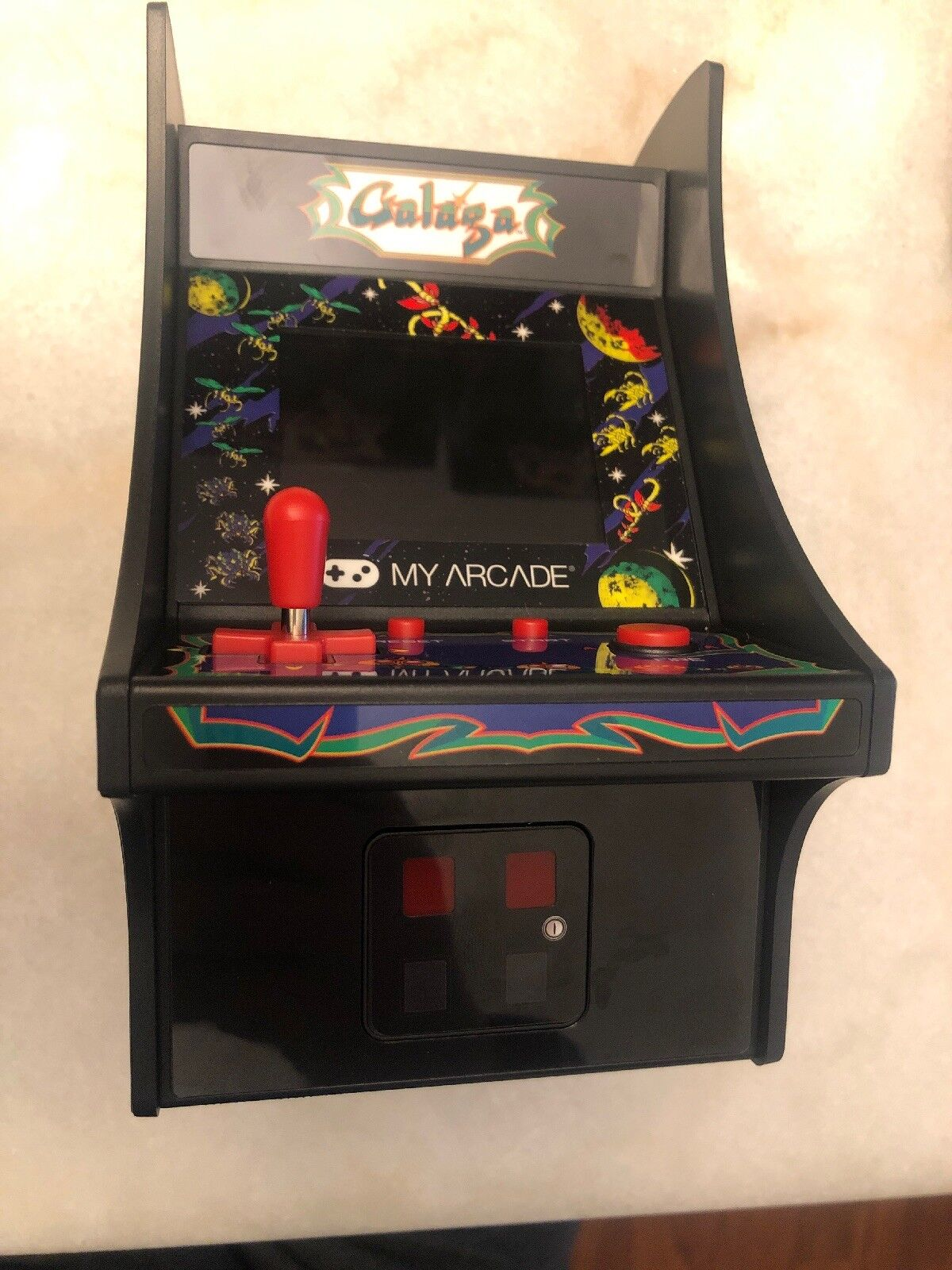 MyArcade 6  Retro Galaga Micro Player (COLLECTIBLE)™