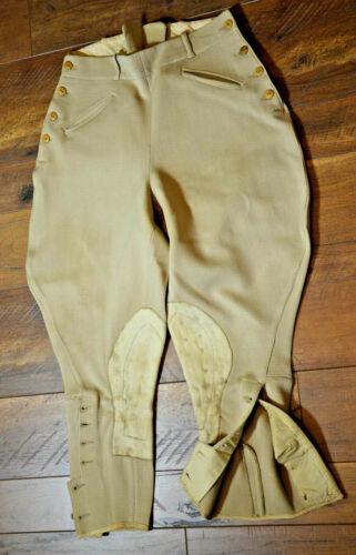 Jodphurs VTG Womens 30s 40s Breeches Riding Pants