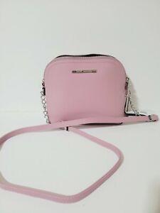 New Steve Madden Women's BMAGGIE Crossbody Blush Handbag Purse  DT204410