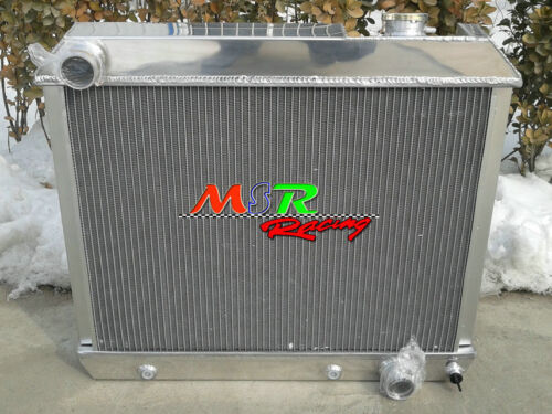 for 1963-1966 Chevy Panel Truck C10 C20 C30 PONTIAC OLDS CAR radiator /& fans