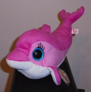 21d1a911131 NM  Ty Beanie Boos - SURF the Dolphin (9 Inch ~ MEDIUM Buddy Size ...