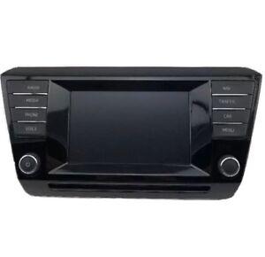 3v0919605a-Skoda-Superb-III-display-Monitor-Radio-navi-monitor-LCD
