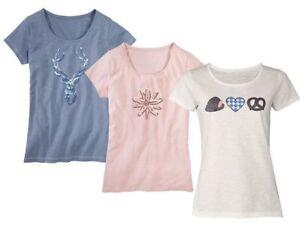 Damen Shirt Übergröße Weiß Stretch Modisches T-Shirt L XL XXL