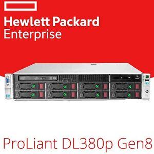 HP-ProLaint-DL380p-G8-12x-3-5-034-Storage-Server-2x-E5-2620-16GB-RAM-P420-RAID