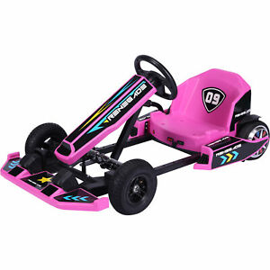 Renegade Edge 36V Lithium Children's Ride On Electric Go Kart - 3 Colours