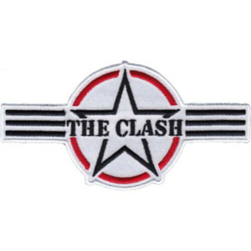 CLASH Patch Toppa Star OFFICIAL MERCHANDISE