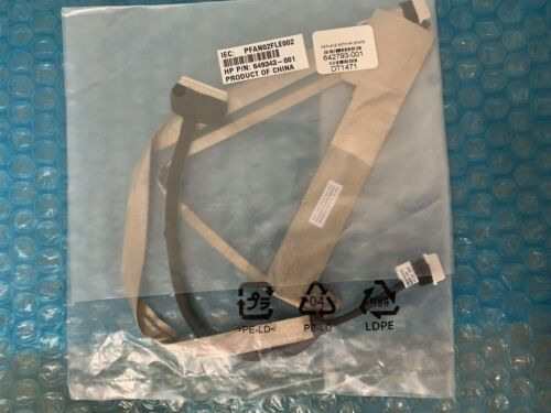 NEW Lvds LCD Video Cable for HP EliteBook 8460P 8460W 8460 CT11 6017B0290601