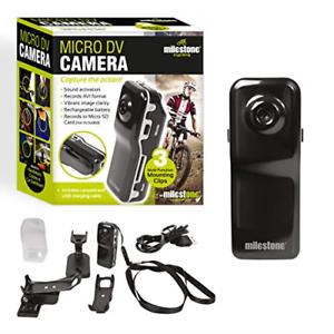 Bicicleta Ciclismo 24830 cuerpo hito Moto DV cámara Dash personal con USB,
