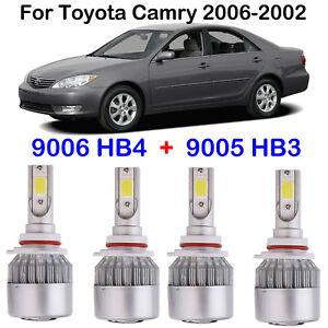 2002 toyota camry headlights ebay