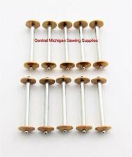 Singer Sewing Machine Long Bobbins Fits Models 27, 127, 28, 128