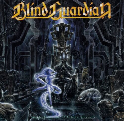 1 von 1 - BLIND GUARDIAN : NIGHTFALL IN MIDDLE-EARTH / CD - TOP-ZUSTAND