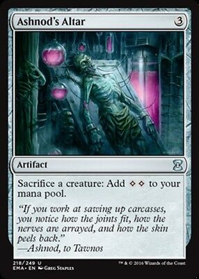 Ashnod's Altar - Foil x1 Magic the Gathering 1x Eternal Masters mtg card