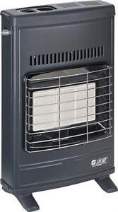 Stufa stufe infrarossi con ventola a gas metano sicar 4200 w eco 42t ebay - Stufe a gas metano ...