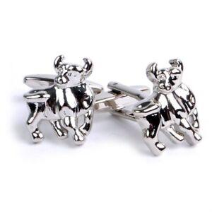 Bull Novelty Cufflinks (NCL1712)