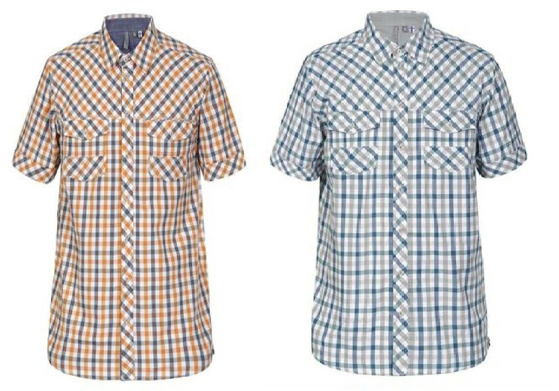 Icepeak   Long  Mens Short Sleeve Shirt Functional Shirt Lightweight, comfortable, breathable  special offer