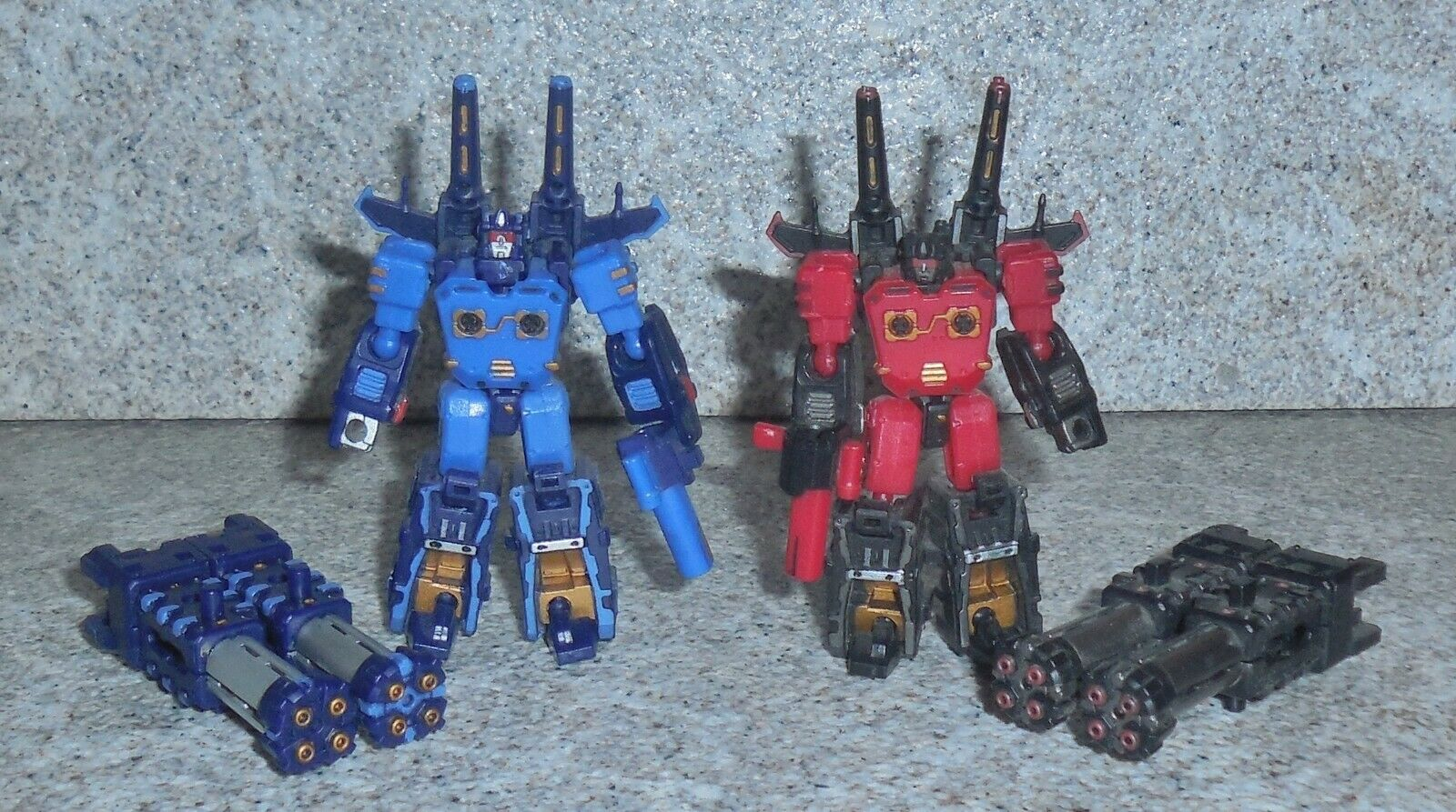Perfect Effect PE-01F PE-01F Ombre Warriors Rumble et Frenzy
