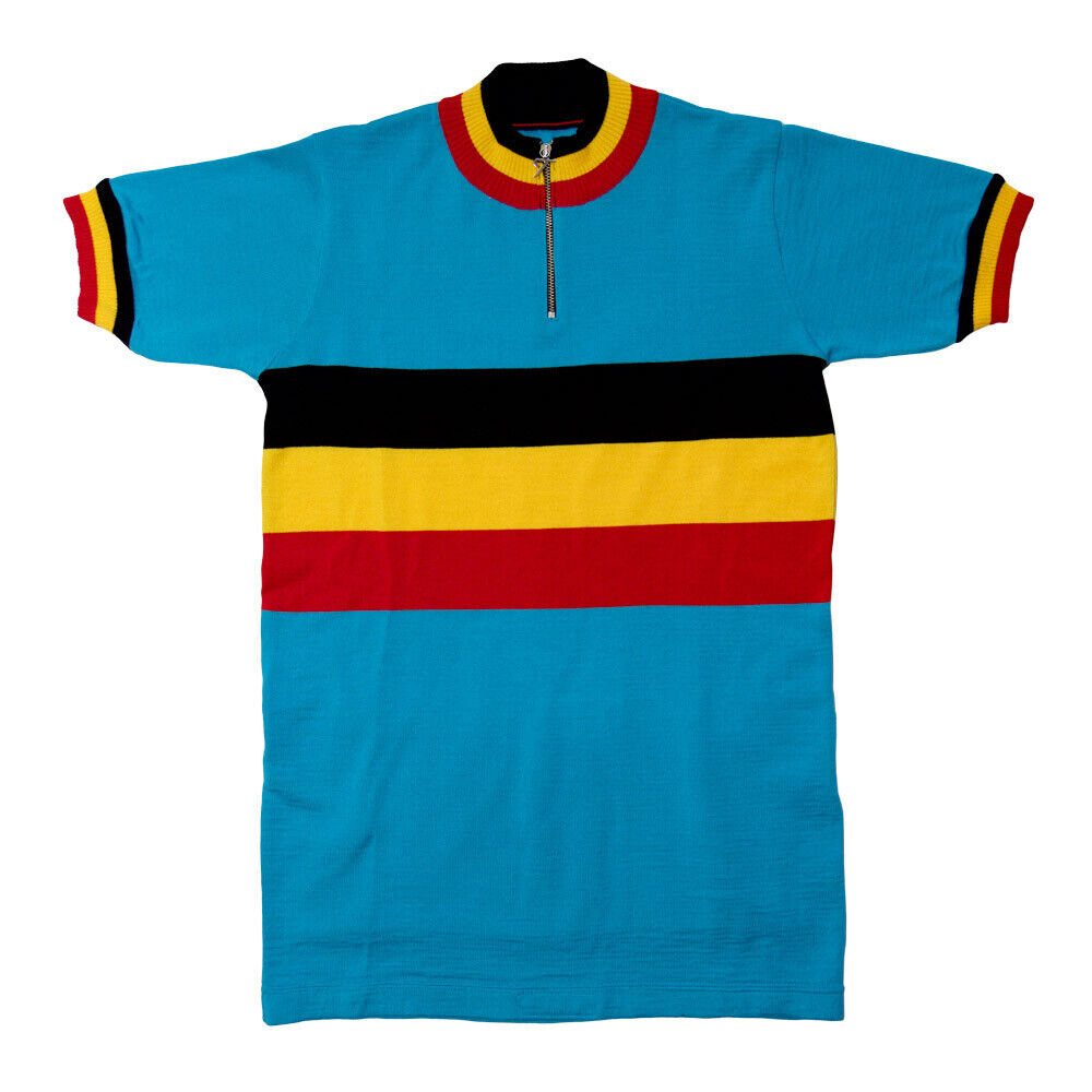 Belgium shirt at Worlds Cycling Vintage Cycle Bike Jersey  Made in   online sale