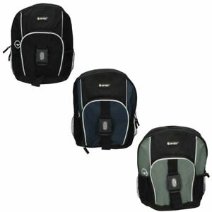 13b68b98a33a Hi-Tec Unisex Kids Backpack School Sport Travel Rucksack Bag With ...