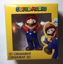 Super Mario Figure 3D Ornament Christmas Decoration *NEW*