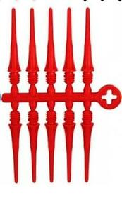 COSMO-FIT-POINT-PLUS-RED-1-1-8-INCHES-LONG-SET-OF-50