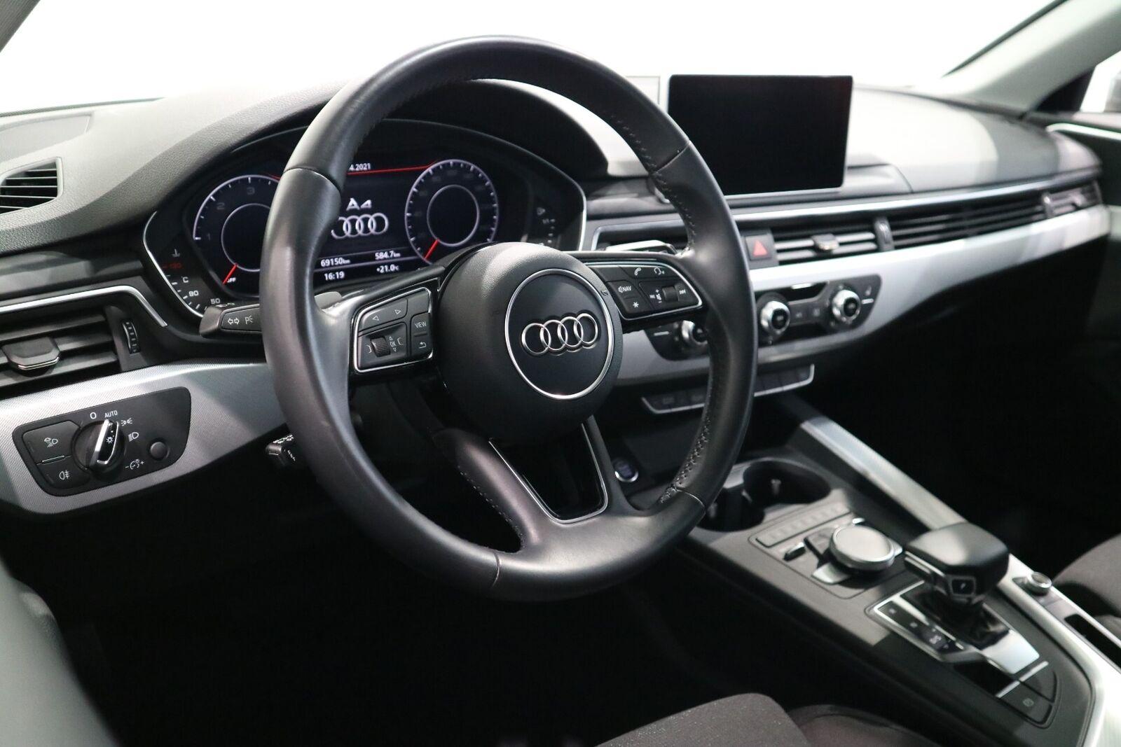Audi A4 2,0 TDi 190 Sport Avant S-tr. - billede 13