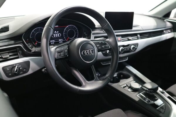 Audi A4 2,0 TDi 190 Sport Avant S-tr. billede 13