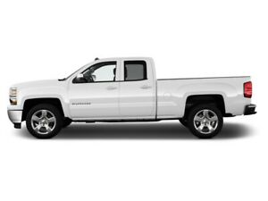 For-2019-2020-Chevy-Silverado-2500-3500-EXTENDED-CAB-RAIN-Window-Visors