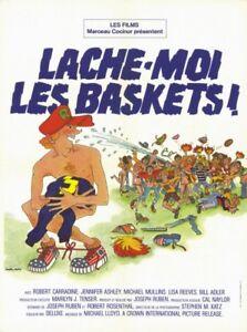 Affiche-LACHE-MOI-LES-BASKETS-60x80cm