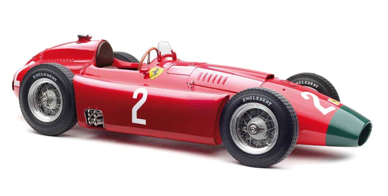 Ferrari d50 long nose Collins gp Germany cmc m-185 le 1.000
