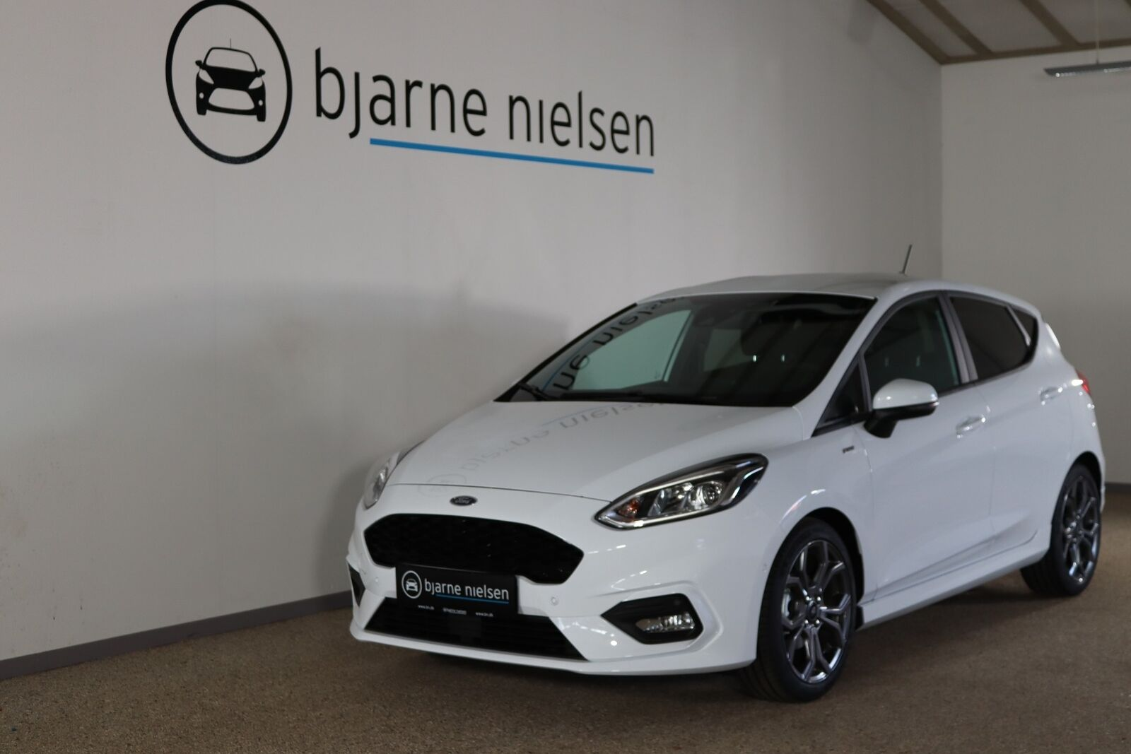 Ford Fiesta 1,0 EcoBoost mHEV ST-Line X
