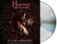 House of Night Novels: Hunted 5 by P. C. Cast and Kristin Cast (2009, CD, Unabridged)
