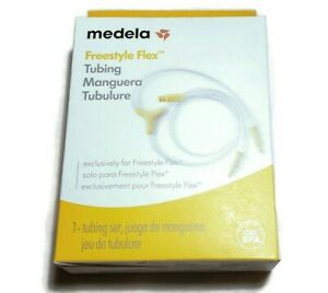 New Medela Freestyle Flex Tubing For Medela Freestyle Flex Breast