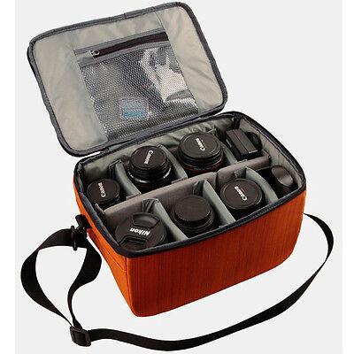 Camera Insert Partition Flexible Folding Padded Bags Dividers Case Sony DSLR SLR