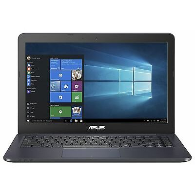 Asus EeeBook E402 14 Inch Celeron 4GB 32GB Laptop - Black. From Argos on ebay
