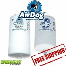 PureFlow AirDog Ff100-2 /& Ws100 Replacement Fuel Filter 2 Micron Water Separator for sale online