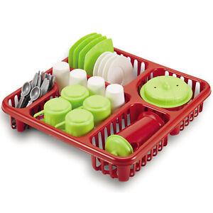 Kinder-Spielzeug-Puppengeschirr-Spielgeschirr-Geschirr-Kinderkueche-Zubehoer-Set