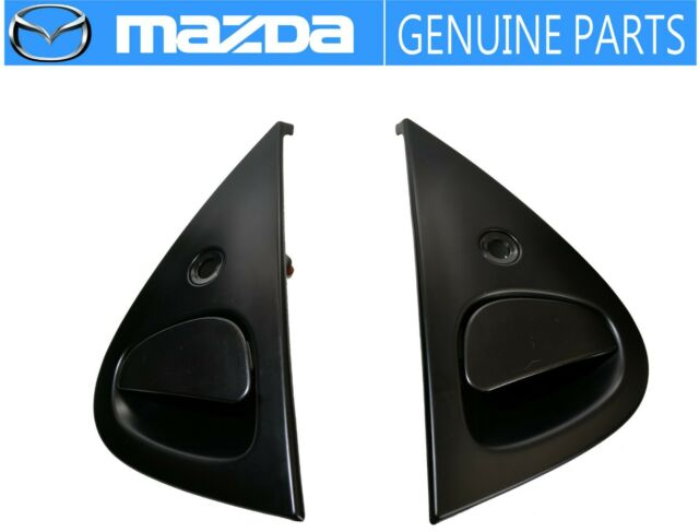MAZDA GENUINE RX-7 FD3S Out Side Outter Door Handle Right & Left Side JDM  OEM