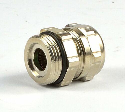 Kabelverschraubung EMV Messing PG13,5 Hilpress 52068 6,5-10,5mm