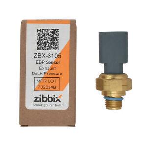 Details about Zibbix 6 7L Dodge EBP Exhaust Back Pressure Sensor For  Cummins ISB ISC ISM ISX