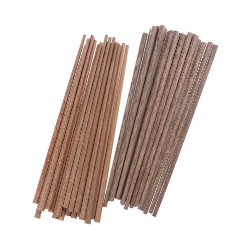 10pairs natürliche Holz Bambus Stäbchen Gesundheit ohne Lack GeschirrPDH