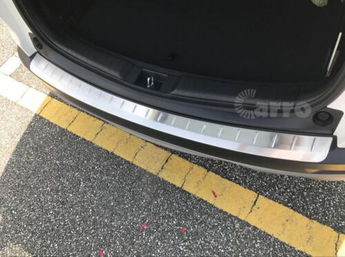 Stainless steel Exterior Rear Bumper Cover Step Guard For Honda CR-V CRV 2017