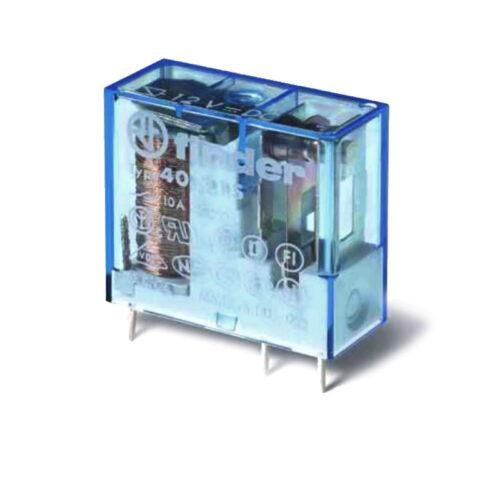 Relè 24 Vdc singolo scambio 10A FINDER serie  4031