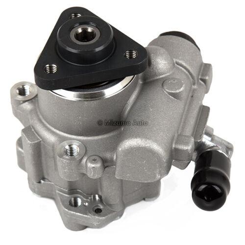 New Power Steering Pump Fits 02-06 Audi A4 Quattro 3.0L DOHC