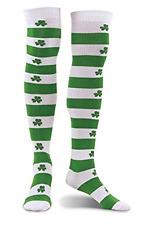 Over the Knee Shamrock Socks by elope St Patricks Day